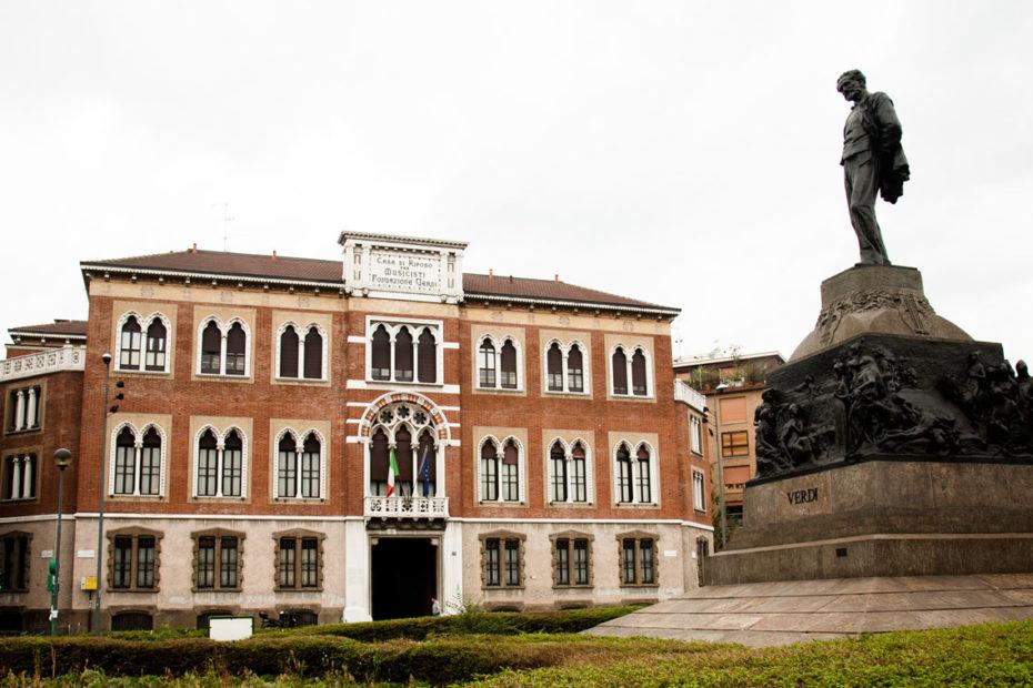 Casa Verdi Milano