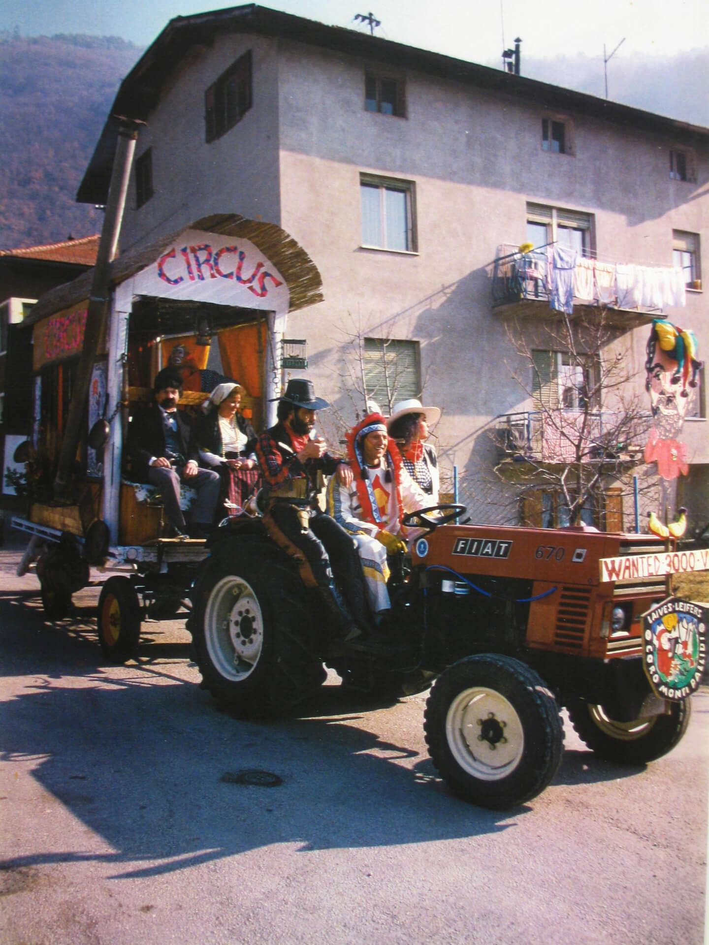 Circus 1989 Gruppo Carnevalesco