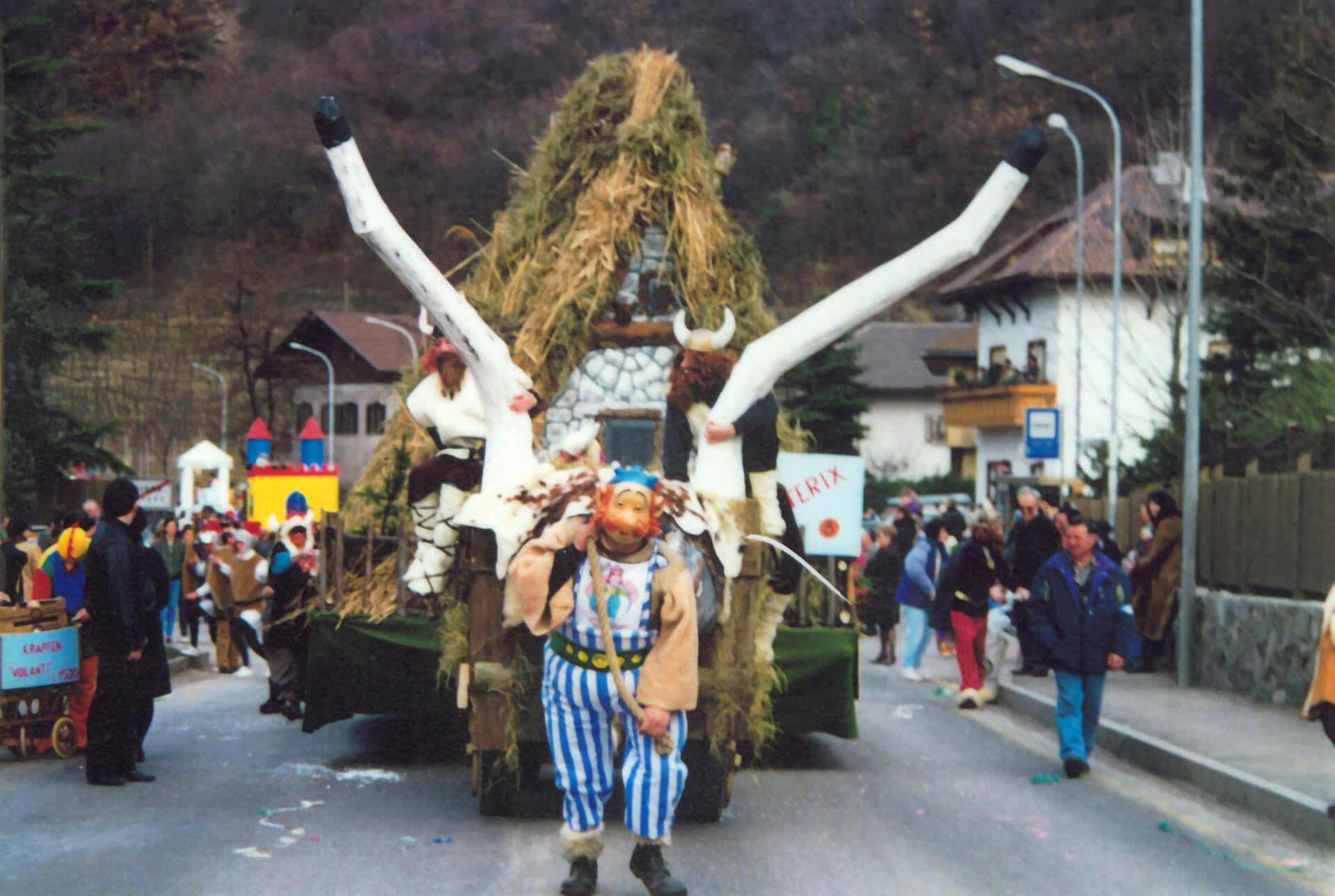 Asterix 1992 Gruppo Carnevalesco