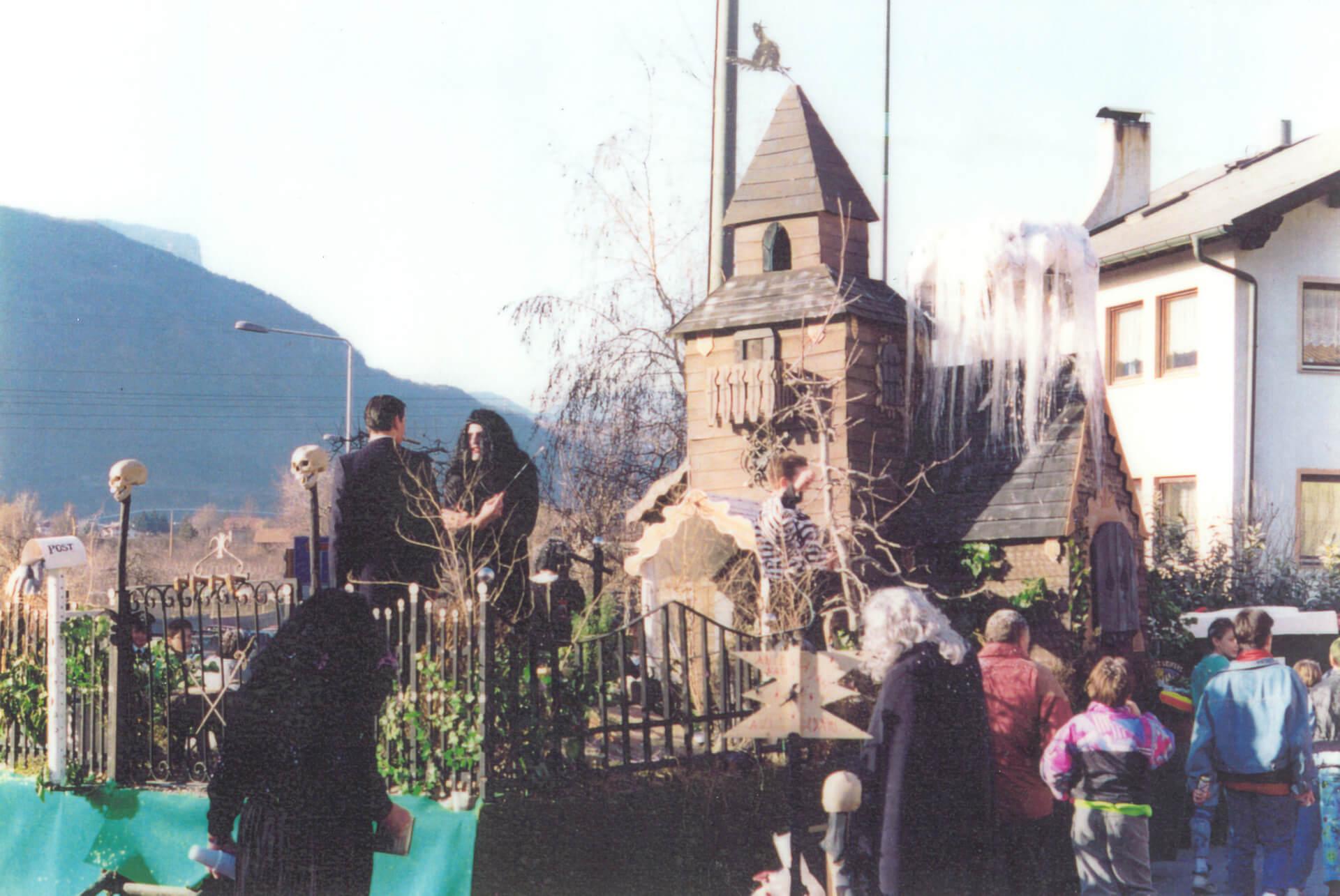 Gli Adams 1993 Gruppo Carnevalesco
