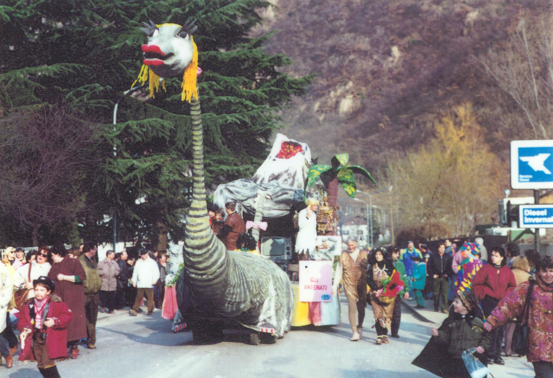 Gli Antenati 1994 Gruppo Carnevalesco