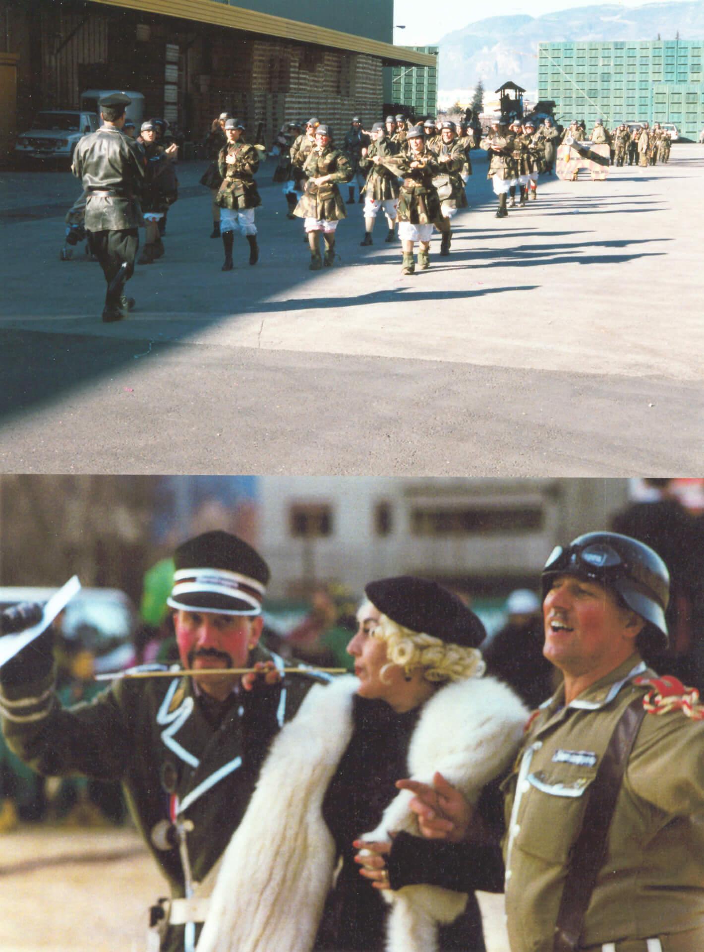 Sturmtruppen 1997 Gruppo Carnevalesco