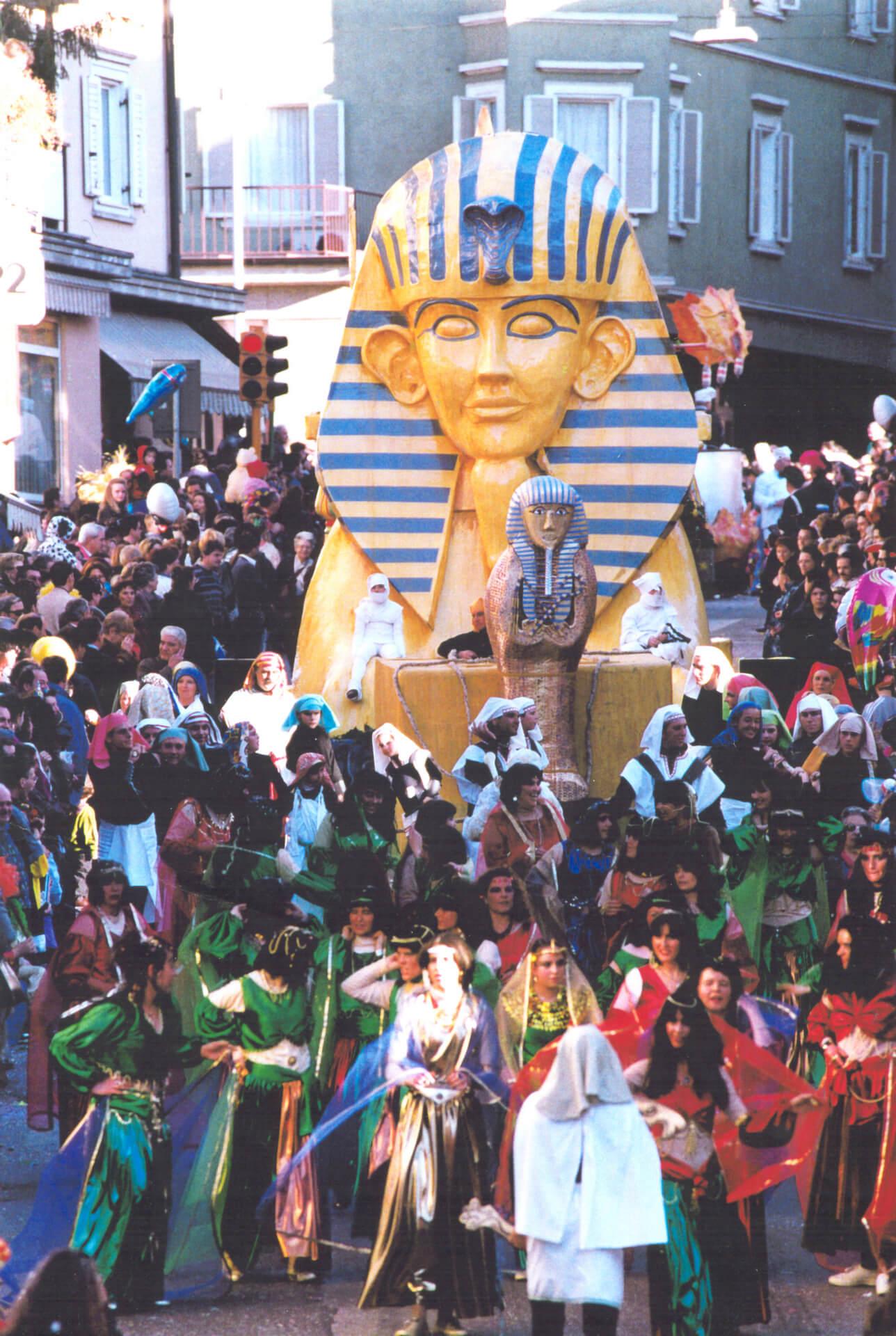 Egitto 1998 Gruppo Carnevalesco