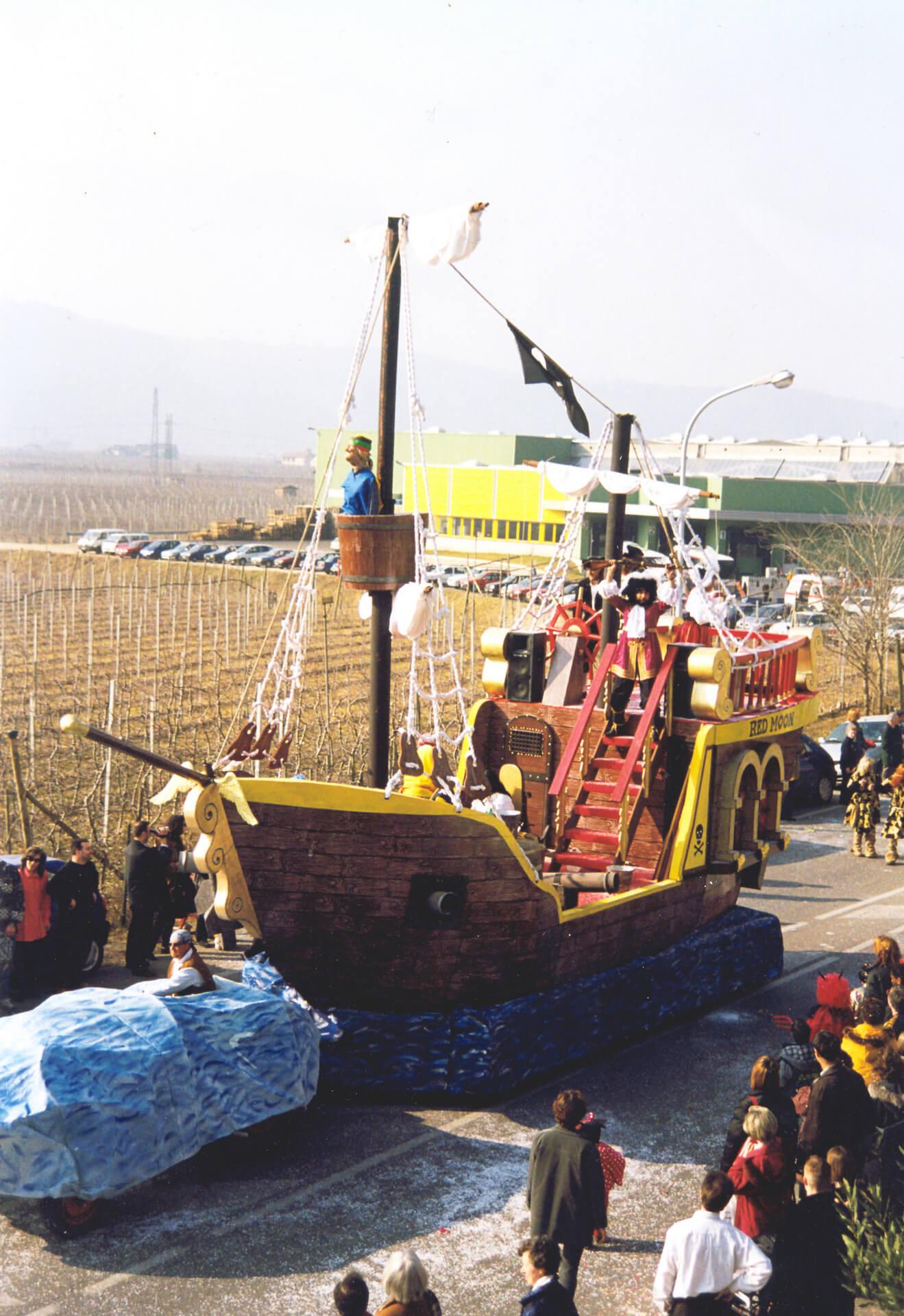 I Pirati 2000 Gruppo Carnevalesco