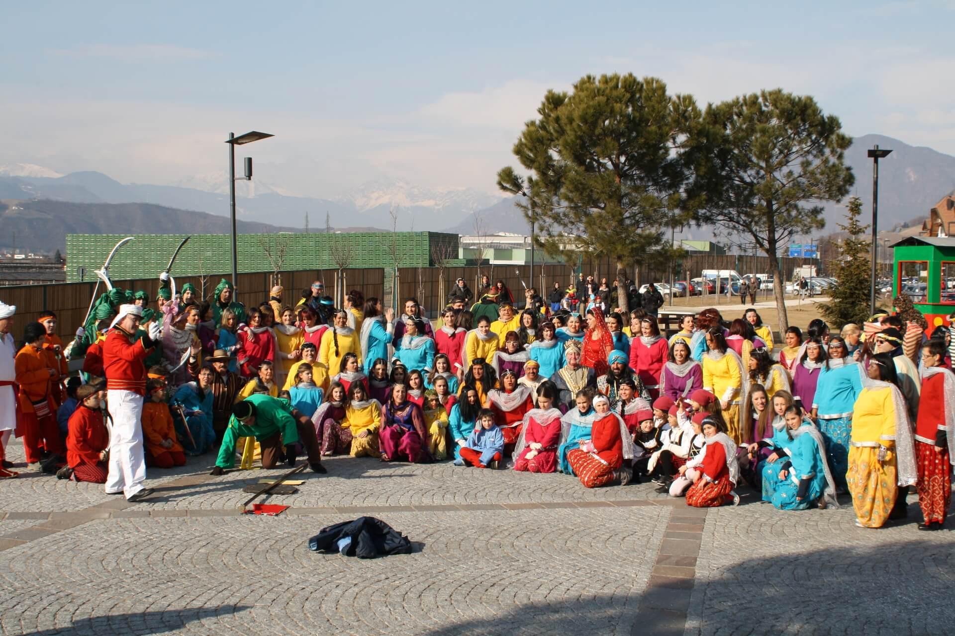 Il ritorno di Sandokan 2012 Gruppo Carnevalesco