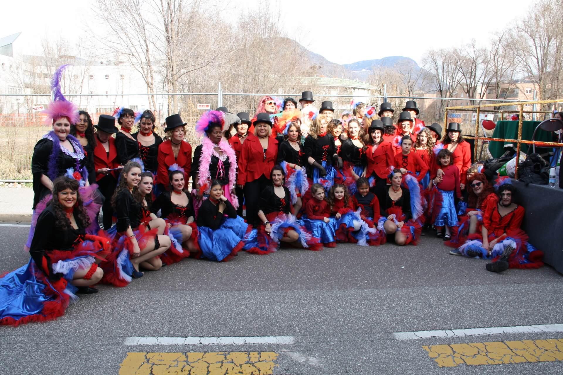 El Molin Ross 2014 Gruppo Carnevalesco