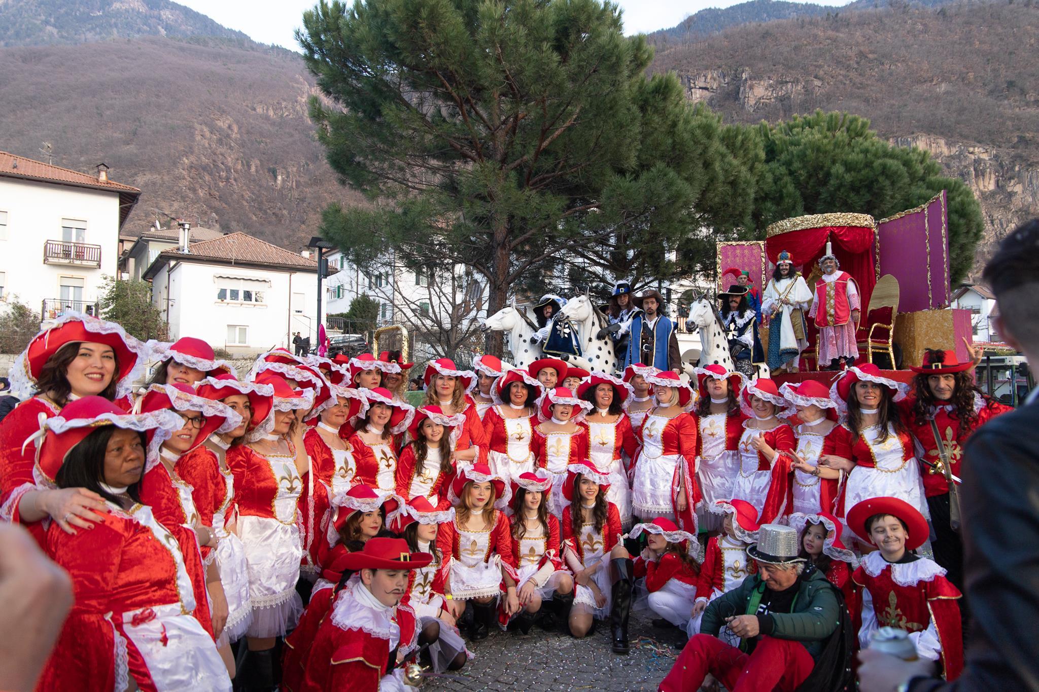 I 3 moschettieri Gruppo Carnevalesco
