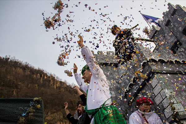 Gruppo Carnevalesco - APS Monti Pallidi
